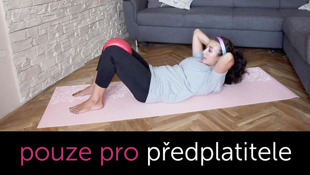 Jak se vyhnout bolestem šíje při cvičení